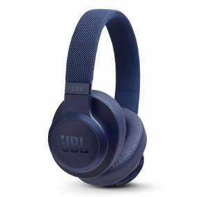 JBL Live 500bt Over-Ear Hodetelefoner - Blå