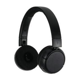 Buddyphones Pop Bluetooth Headset (On-Ear) - Svart