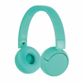 Buddyphones Pop Bluetooth Headset (On-Ear) - Turkis