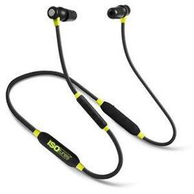 Isotunes Xtra Støydempende Bluetooth Headset - Svart / Grønn