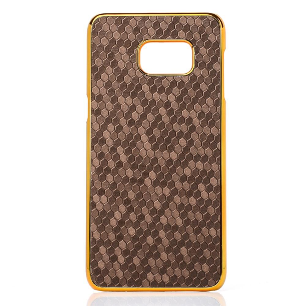 Samsung Galaxy Note 5 Cubus Shell Trykk Deksel Coffee
