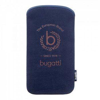 Apple Bugatti Tallinn SlimCase Etui - Blå