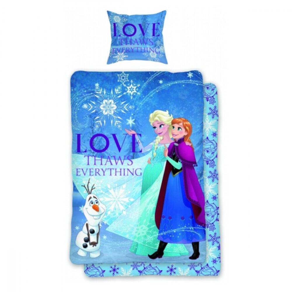 Soveromsbutikken Frozen/Frost Sengesett Barn
