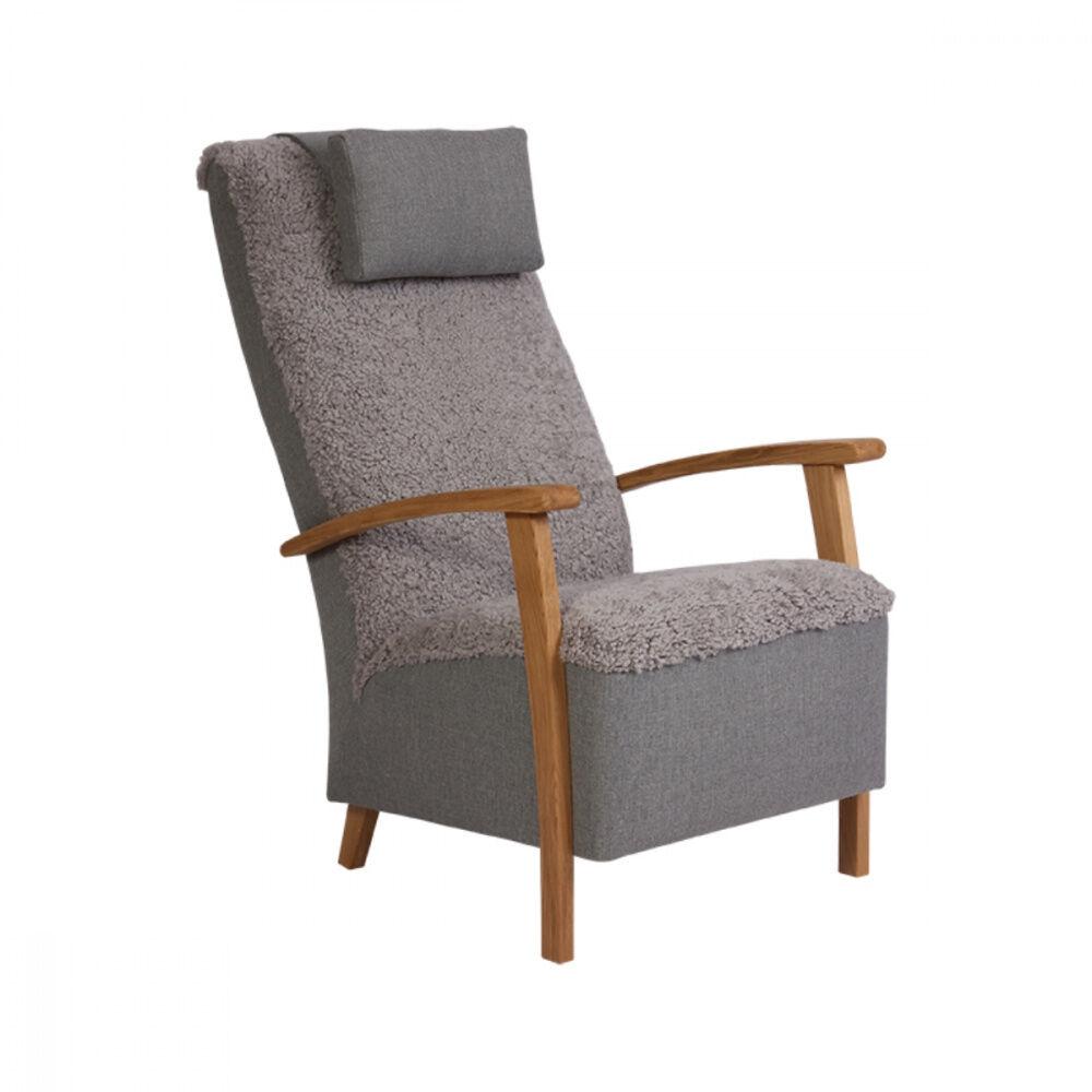 Rave Furniture Lotta Karakul Stol Rave