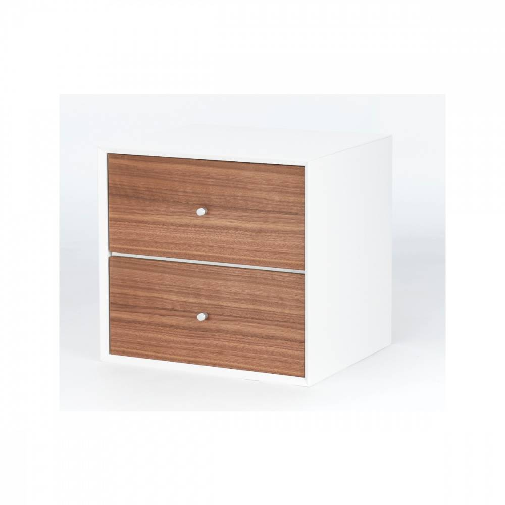HMS Furniture Group The Box Modul Medium 2 Skuffer 39cm