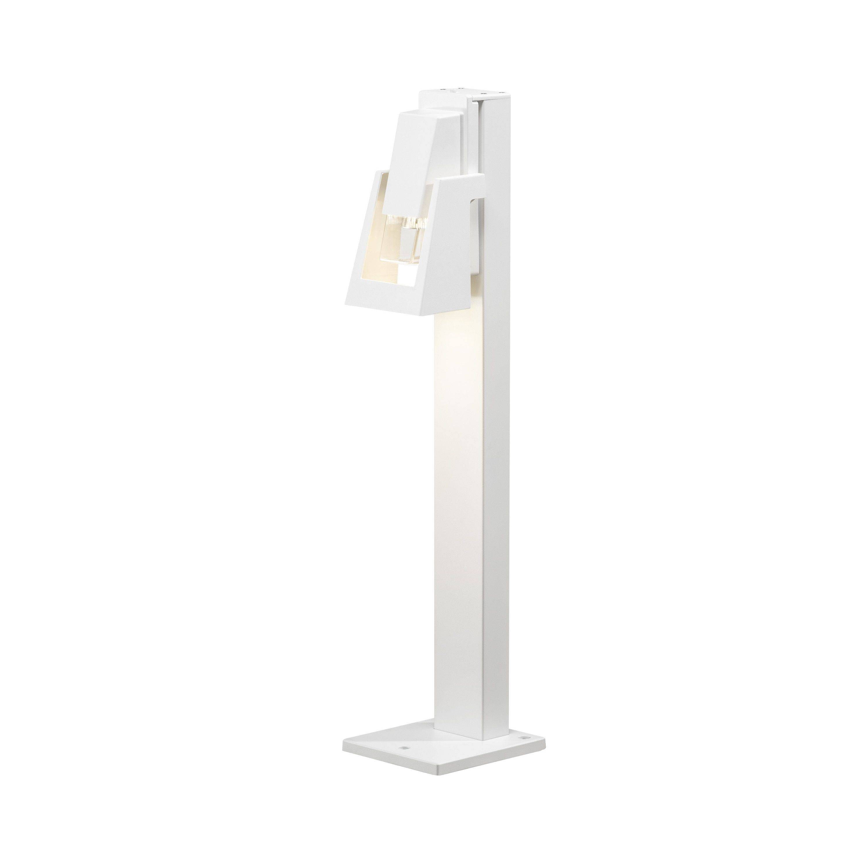 KONSTSMIDE Potenza GU10 inkl stolpe 100cm hvit