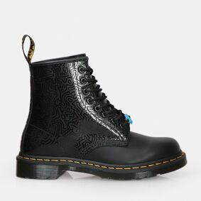 Dr. Martens Boots - DMC Original 1460 Svart Unisex 37