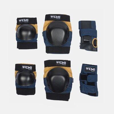 Tsg Beskyttelse - Basic Set Svart Male S