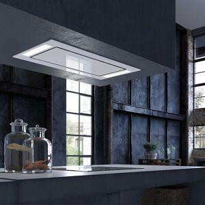 Eico Heaven 2.0 90 W Glass Plus 900x500 Mm, For Takmontering, Hvit