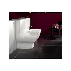 Villeroy & Boch V&b La Belle, Toalett 385x715 Mm, Ceramic Plus