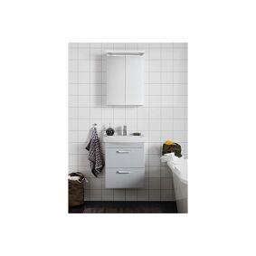 Hafa Life 600 Møbelpakke 60x40x60 Cm, Lys Grå