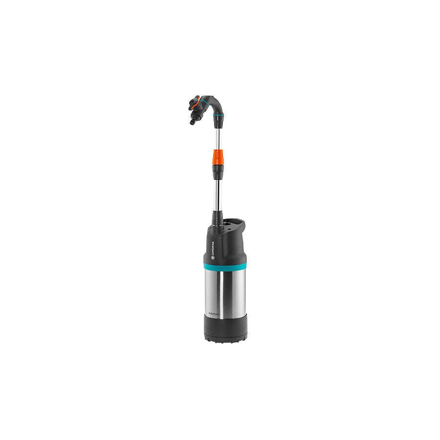 Gardena Regnvannstank  Pumpe 4700/2 Inox Automatisk, 550 W