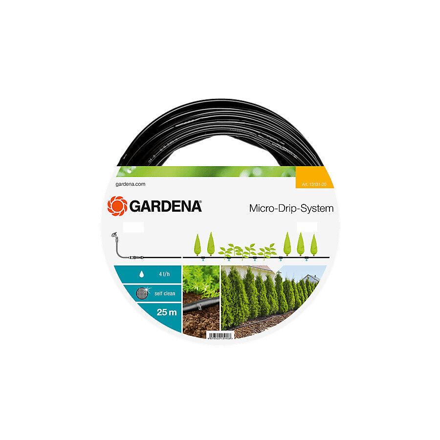 """Gardena Drypp-vanningsrør Til Bruk Over Bakken 13 Mm (1/2""""), 25 M"""