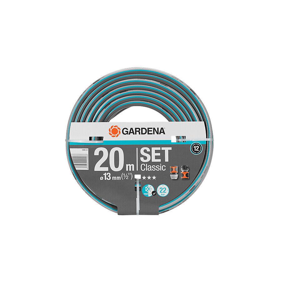 "Gardena Classic Slange 13 Mm (1/2"") 20 M"