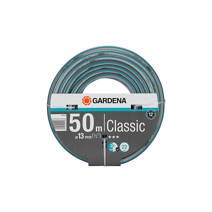 "Gardena Classic Slange 13 Mm (1/2"") 50 M"