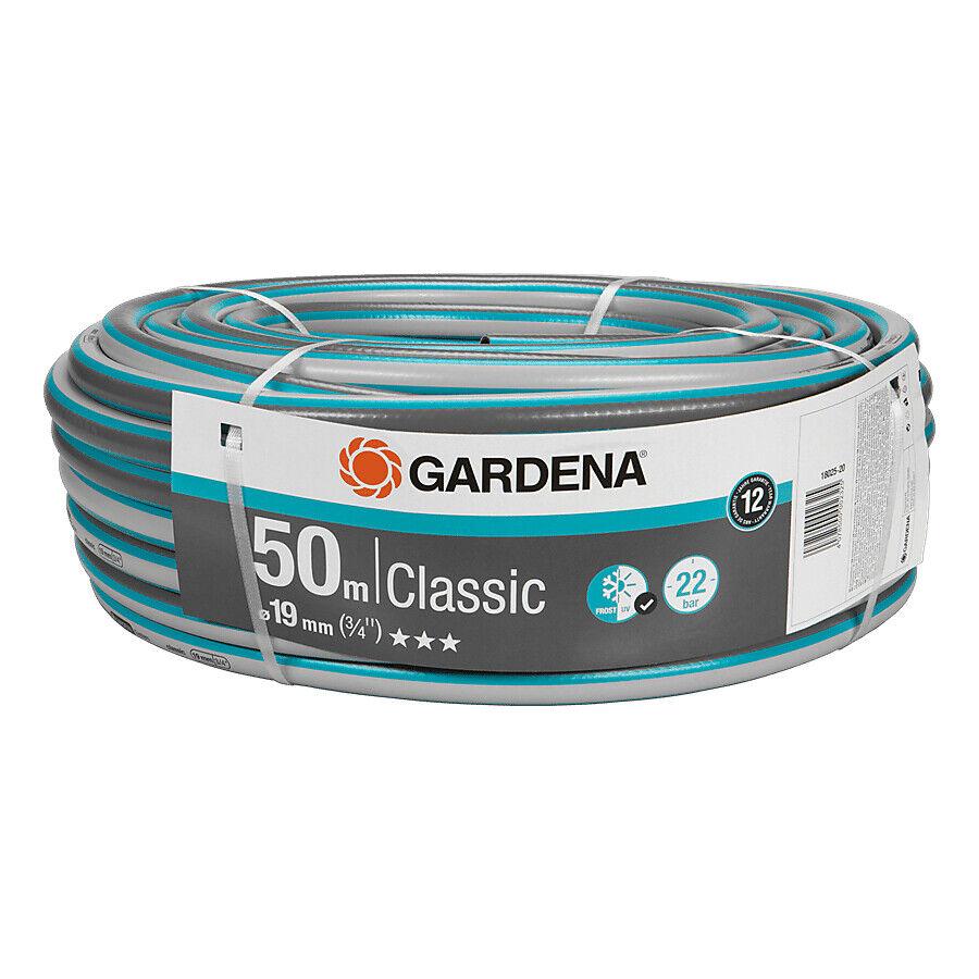 "Gardena Classic Slange 19 Mm (3/4"") 50 M"