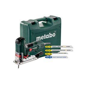 Metabo Stikksag Ste100 Q 230 Volt, Med 20 Blader I Koffert