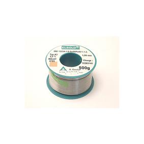 Elsold Loddetråd 60%, 2,0 Mm Cw Rs-3 L-sn60