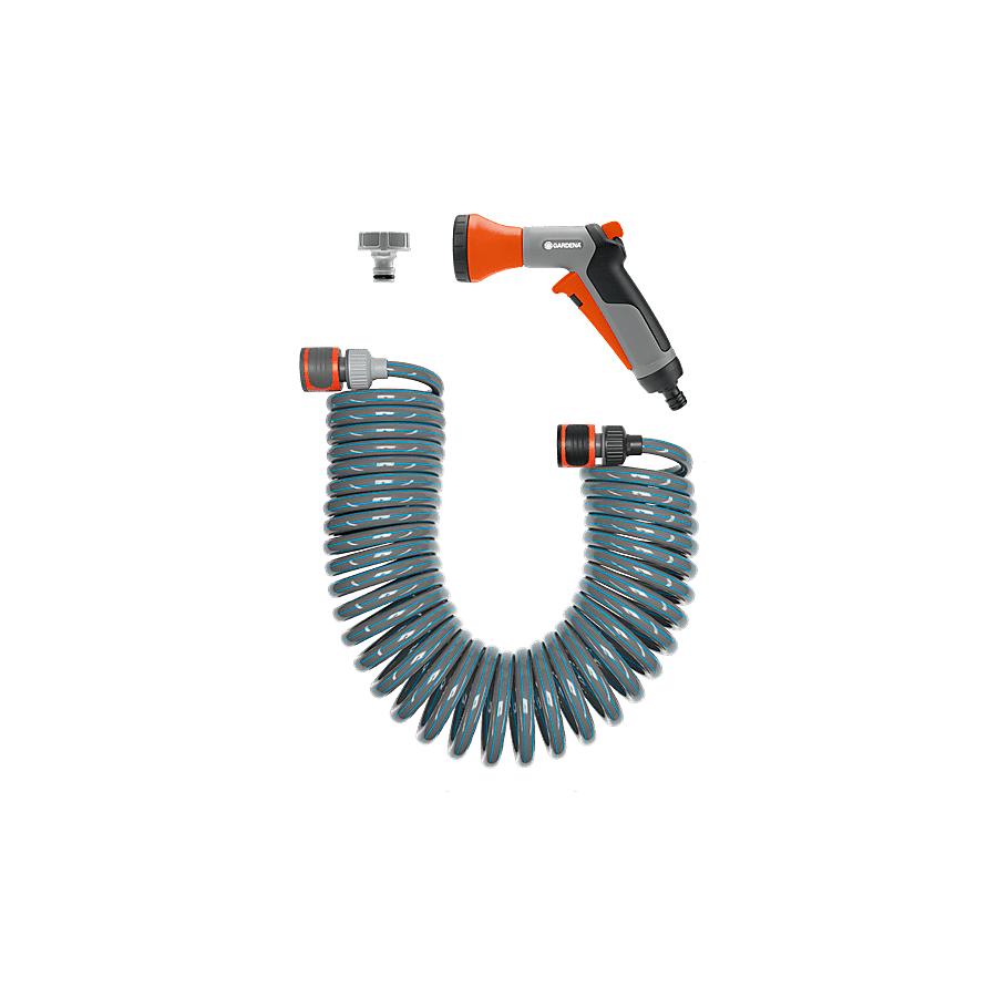 Gardena Spiralslangesett 10 M