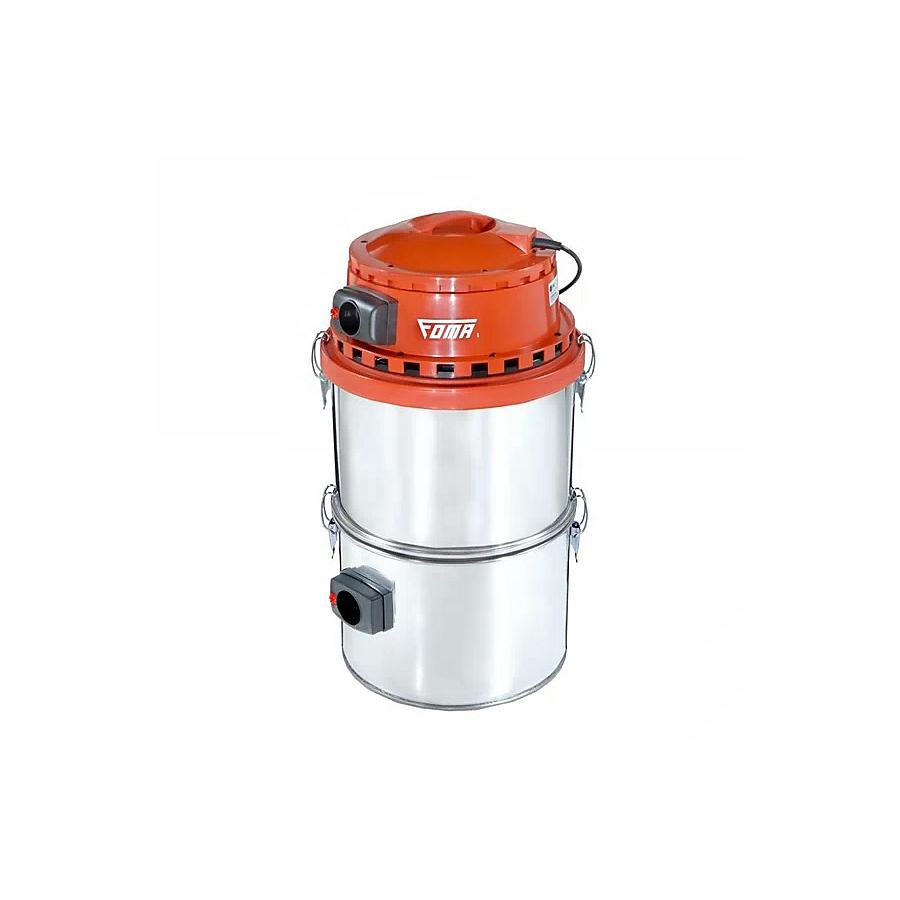 IPC Foma Foma W40 Sugeenhet 2760 W, Med 2 motorer, Rustfritt stål