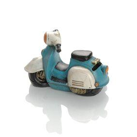Booster Coinbox Scooter 14  Blå