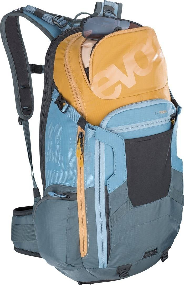 Evoc FR Trail Protector ryggsekk Flerfarget S