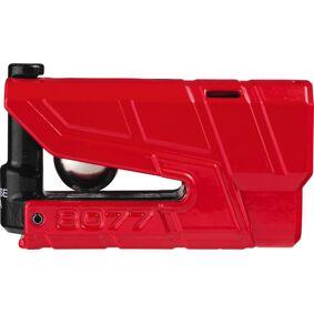 ABUS Granit Detecto XPlus 8077 Platelås en størrelse Rød