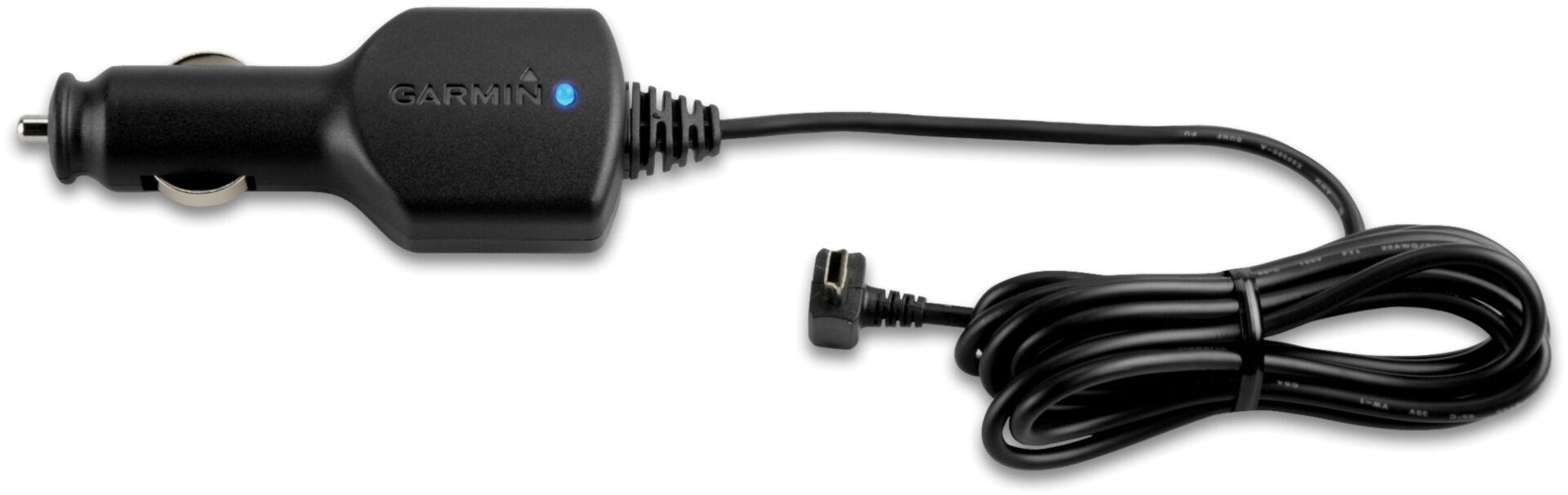 Garmin zumo/Virb Bil strømkabel Svart en størrelse