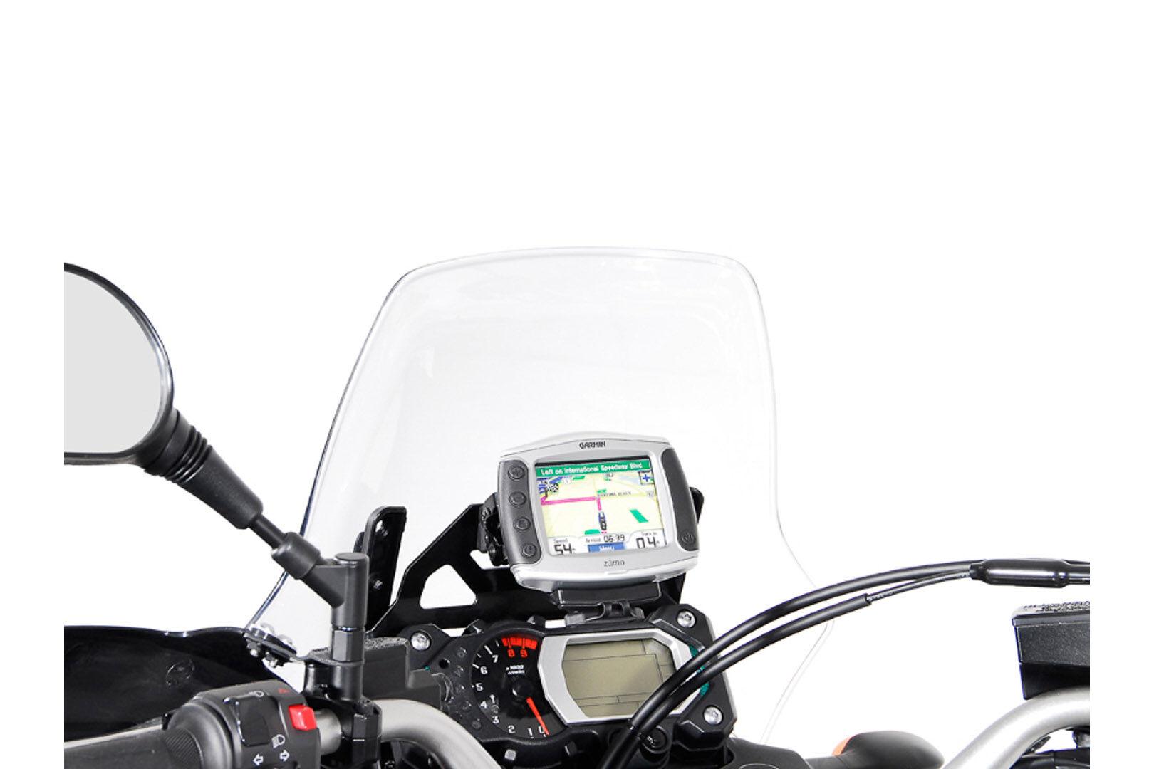 SW-Motech GPS montere for cockpit svart - Yamaha XT1200Z Super Téné...
