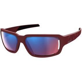 Scott Obsess ACS Solbriller en størrelse Rød