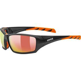 Uvex Sportstyle 308 Sport briller en størrelse Svart Oransje