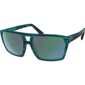 Scott Tune Solbriller en størrelse Grønn Blå