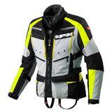 Spidi 4Season H2Out Motorsykkel tekstil jakke Gul S
