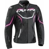 Ixon Sprinter Women´s jakke Svart Hvit Rosa S