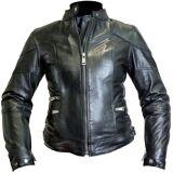 Spidi Mystic Ladies motorsykkel skinnjakke Brun 44