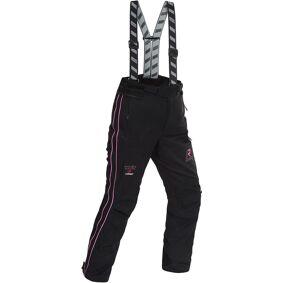 Rukka Orbita Gore-Tex Ladies Motorcycle Textile Pants Ladies Motorsykkel tekstil bukser 40 Svart Rosa