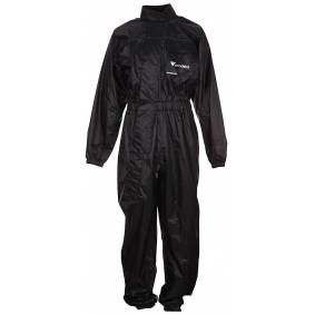 Modeka Black Rain Regn dress 1-fred S Svart