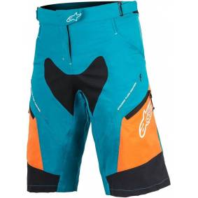 Alpinestars Stella Drop 2 Ladies Bicycle Shorts Damer Sykkel Shorts 30 Blå Oransje