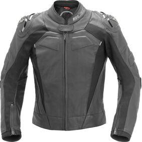 Büse Assen Ladies motorsykkel skinnjakke 40 Svart