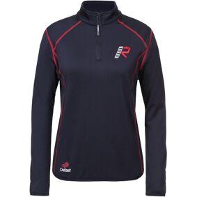 Rukka Kimb-R Ladies funksjonelle skjorte 34 Svart Rød