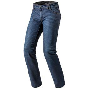 Revit Rockefeller Motorsykkel Jeans bukser 38 Blå