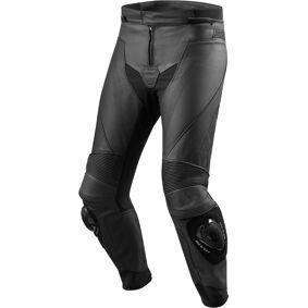 Revit Vertex GT Motorsykkel skinn bukser 54 Svart