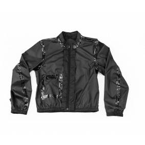 Acerbis Discovery Ghibly Regn Jacket 3XL Svart