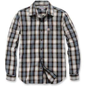 Carhartt Essential Skjorte 2XL Hvit Blå