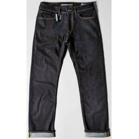 Spidi Denim Free Rider Slank passform Motorsykkel Jeans Bukser 34 Blå
