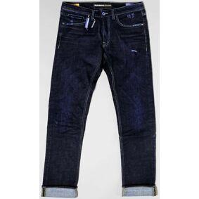 Spidi Denim Free Rider Slank passform Motorsykkel Jeans Bukser 36 Blå