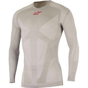 Alpinestars Ride Tech Summer LS Skjorte XS S Rød Sølv