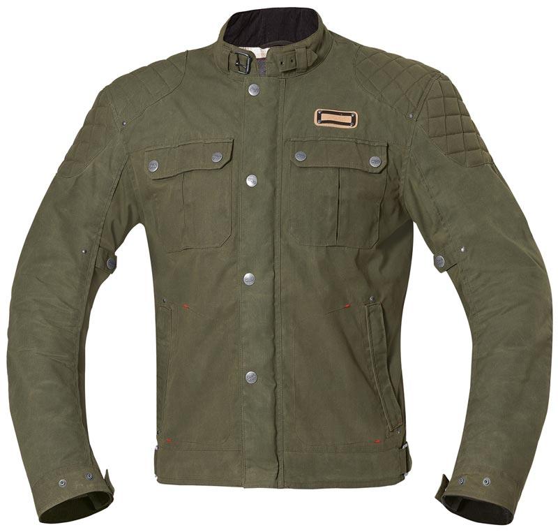 Held Sixty-Six Tekstil jakke Grønn Brun S