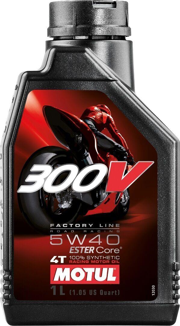 MOTUL 300V 4T Factory Line Road Racing 5W40 Motor olje 1 Liter