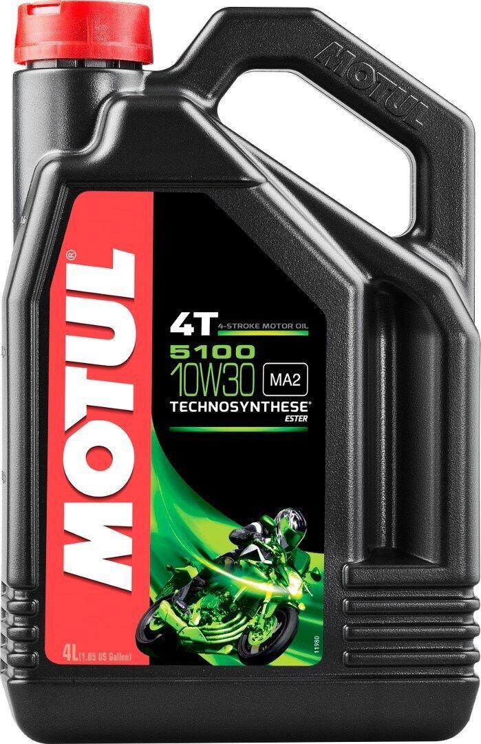 MOTUL 5100 4T 10W30 Motor olje 4 Liter